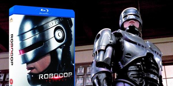 Trilogía Robocop Blu-ray