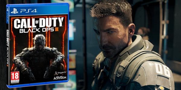 Call of Duty Black Ops 3 al mejor precio