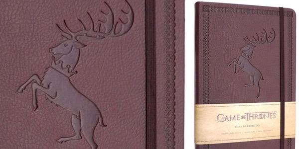 Cuaderno Baratheon
