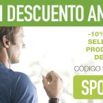 Cupón descuento Amazon deportes