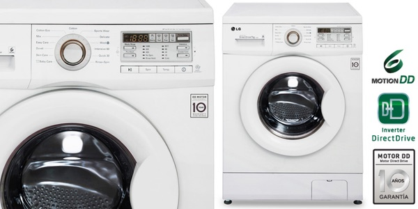 lavadora LG F12B8TDW
