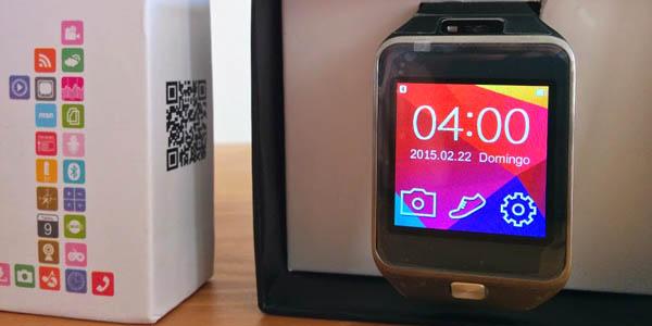 Oferta smartwatch no 1 g2