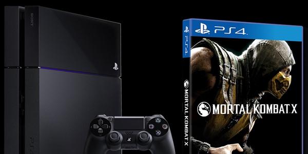 PS4 barata con Mortal Kombat X