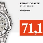 Casio Edifice EFR-102D-7AVEF