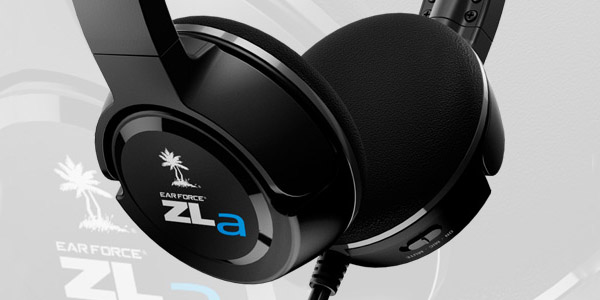 Auriculares Turtle Beach ear force zla
