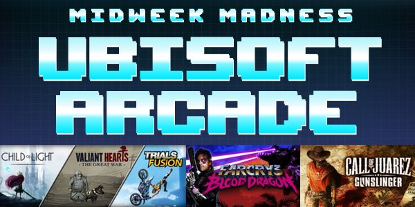 ofertas Ubisoft Arcade
