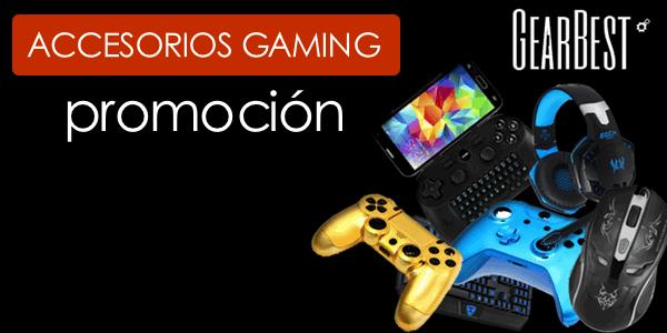 ofertas en accesorios gaming