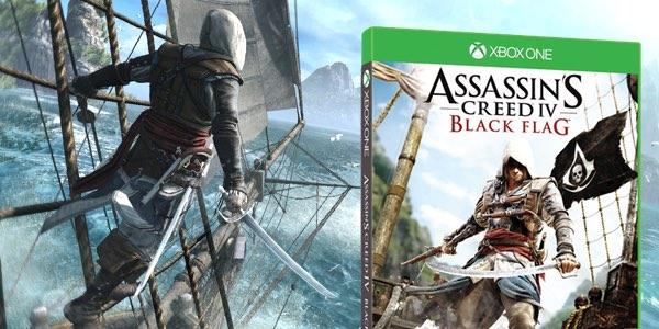 Black Flag Xbox One barato