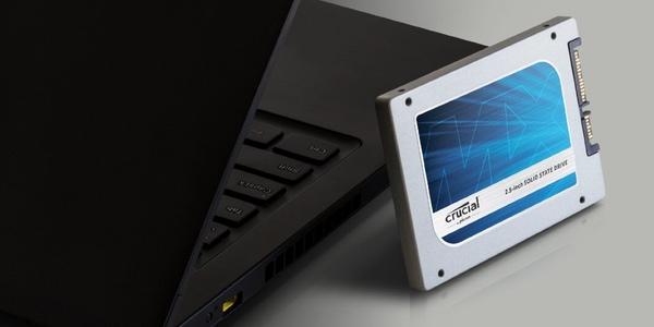 Crucial MX100 de 512GB