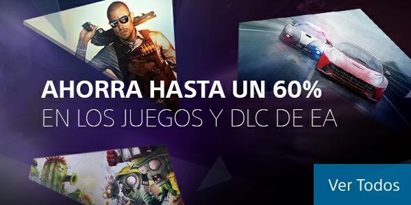 descuentos PS Store EA