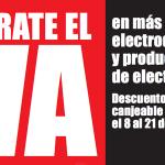 Día Sin IVA Carrefour 26-05-2015