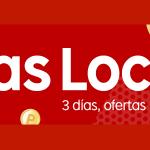 Días Locos Rakuten 06-05-2015