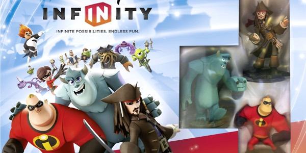 Disney Infinity Starter Pack barato