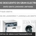 Rebajas en electrodomésticos de El Corte Inglés