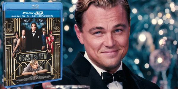 El Gran Gatsby Blu-ray 3D