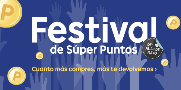 Festival Super Puntos Rakuten