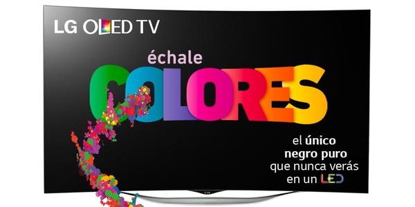 LG OLED con TV 4K gratis
