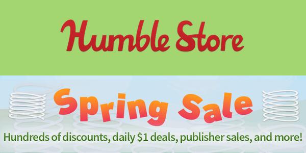 rebajas Humble Bundle Primavera