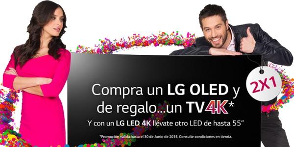 Échale colores LG