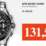Casio Edifice EFR-501SP-1AVEF barato