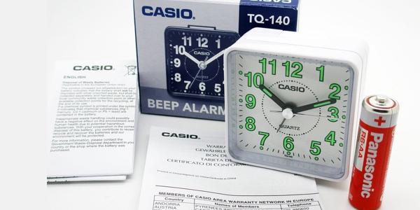 Casio TQ-140-7EF barato
