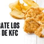 Cupones descuento KFC junio 2015