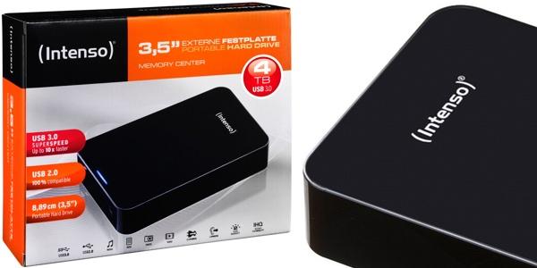 Disco duro externo 4TB barato