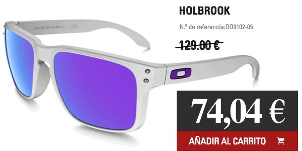 116c3cd863 Chollo gafas de sol Oakley Holbrook con descuentos INCREÍBLES