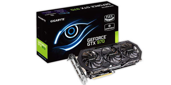gigabyte geforce gtc 970 con caja