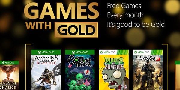 juegos gratis con Gold Julio 2015