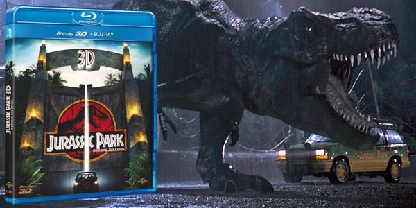 Jurassic Park Blu-ray 3D barato