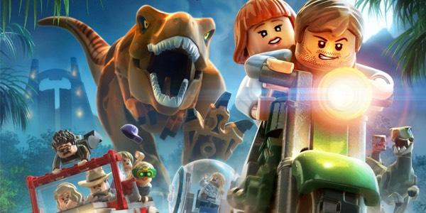 LEGO Jurassic World PC barato