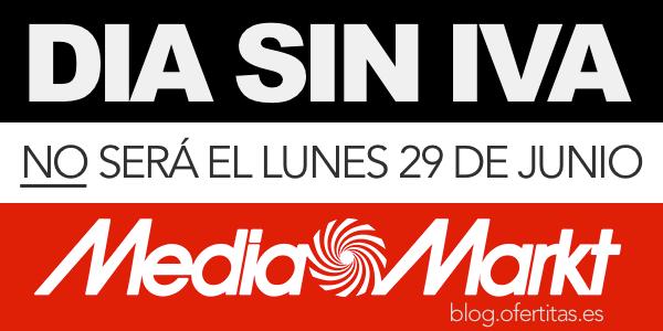 Oferta Iva Media Markt