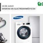 Rebajas El Corte Inglés electrodomésticos