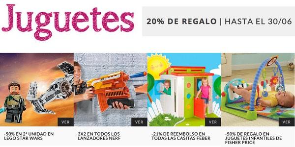 Rebajas en juguetes El Corte Inglés