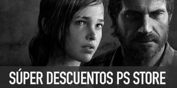 Descuentos juegos PS Store