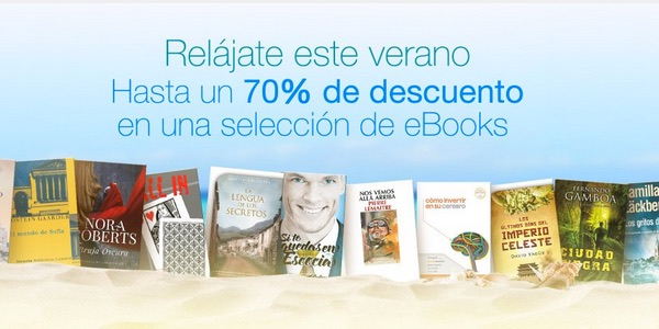 eBooks Kindle baratos