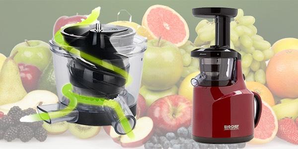 BioChef Slow Juicer con tecnologia Cold Fresh por solo 120?