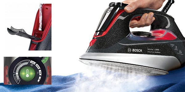 Bosch Sensixx plancha de vapor barata