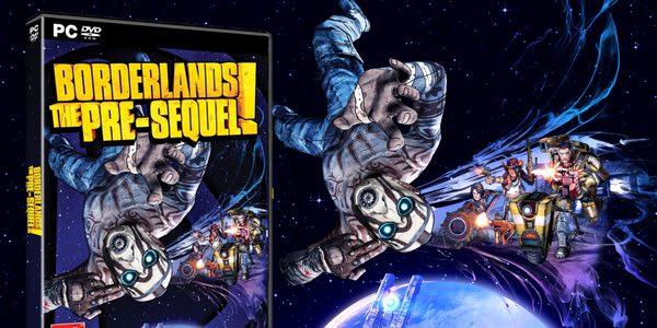 Borderlands The Pre-Sequel PC barato