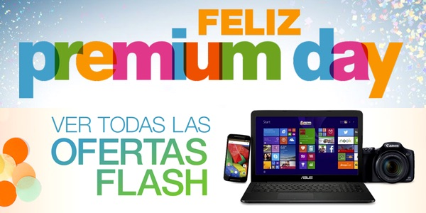 Ofertas Flash Amazon Premium Day