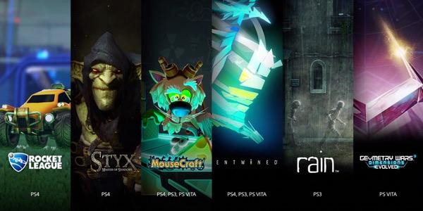 Juegos PS Plus julio 2015