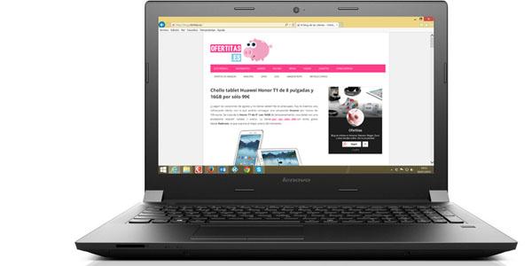 portatil lenovo essential b50 70 80eu i3 500gb 15.6