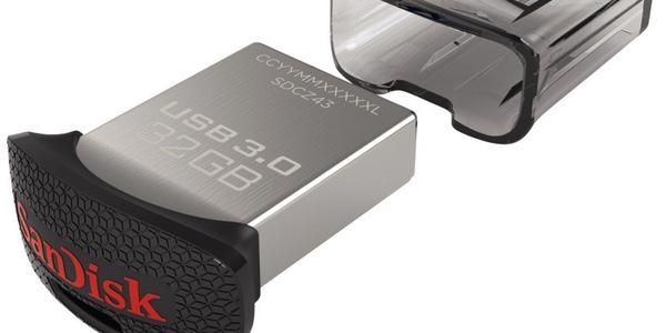 memoria USB pequeña rápida y barata