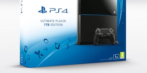 PS4 1TB barata