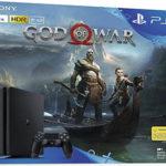 PS4 de 1TB con God of War