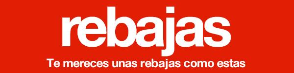 Rebajas El Corte Inglés 2015