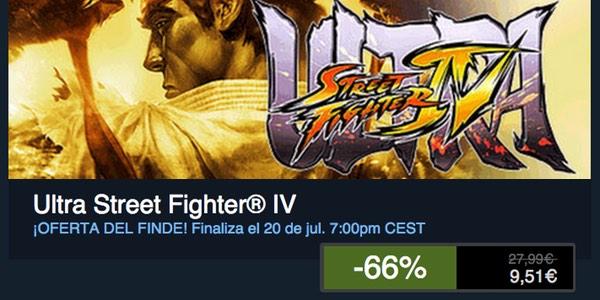 Ultra Street Fighter IV barato