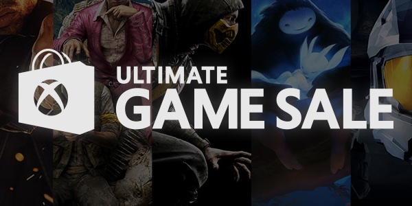 Xbox Ultimate Game Sale 2015