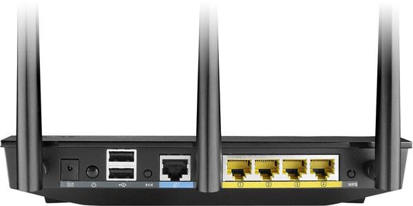 asus rt n66u router inalambrico n900 dual band gigabit conexiones